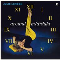 JULIE LONDON - AROUND MIDNIGHT (BONUS TRACK) (180GM) VINYL