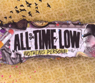 ALL TIME LOW - NOTHING PERSONAL VINYL