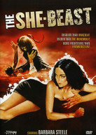 SHE BEAST (WS) DVD