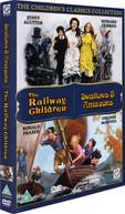 THE RAILWAY CHILDREN & SWALLOWS & AMAZONS (UK) DVD
