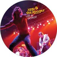 IGGY & STOOGES - LIVE IN DETROIT 2003 (+DVD) VINYL