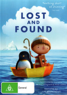 LOST AND FOUND (2008) DVD