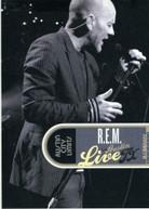 R.E.M. - LIVE FROM AUSTIN TX DVD
