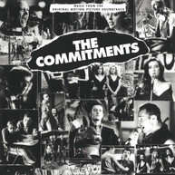 COMMITMENTS SOUNDTRACK (IMPORT) VINYL