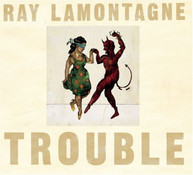 RAY LAMONTAGNE - TROUBLE (180GM) VINYL