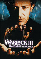 WARLOCK 3: END OF INNOCENCE DVD