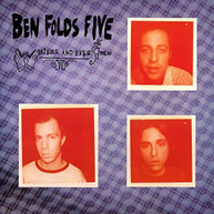 BEN FOLDS FIVE - WHATEVER & EVER AMEN (180GM) VINYL