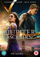 JUPITER ASCENDING (UK) DVD