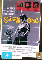 SORORITY GIRL (1957) DVD