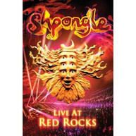 SHPONGLE - LIVE AT RED ROCKS DVD