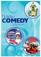 HOLIDAY COMEDY COLLECTION (3PC) (3 PACK) DVD