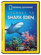 JOURNEY TO SHARK EDEN (WS) DVD