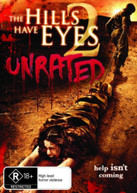 THE HILLS HAVE EYES 2 (2007) DVD