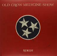 OLD CROW MEDICINE SHOW - REMEDY VINYL