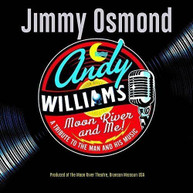 JIMMY OSMOND - MOON RIVER & ME: A TRIBUTE TO ANDY WILLIAMS (UK) VINYL
