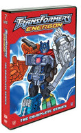 TRANSFORMERS ENERGON: COMPLETE SERIES (6PC) DVD