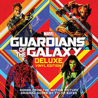 GUARDIANS OF THE GALAXY SOUNDTRACK (DLX) VINYL