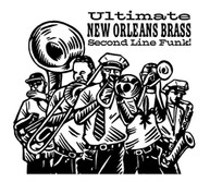 ULTIMATE NEW ORLEANS BRASS BAND VARIOUS VINYL