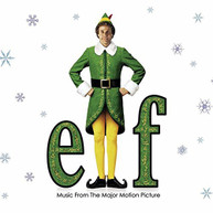 ELF: MUSIC FROM THE MOTION PICTURE SOUNDTRACK VINYL