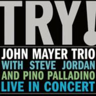 JOHN MAYER - JOHN MAYER TRIO LIVE VINYL