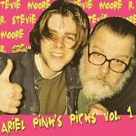 R STEVIE MOORE - ARIEL PINKS PICKS 1 VINYL