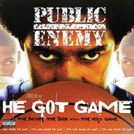 PUBLIC ENEMY - HE GOT GAME VINYL