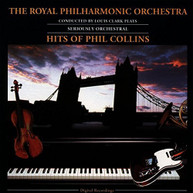 ROYAL PHILHARMONIC ORCHESTRA - PLAYS PHIL COLLINS (IMPORT) VINYL