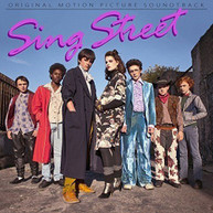 SING STREET SOUNDTRACK (UK) VINYL