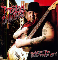 POPA CHUBBY - BACK TO NEW YORK CITY - VINYL