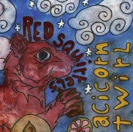 RED SQUIRRELS - ACICORN TWIRL 7 VINYL