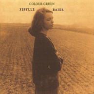 SIBYLLE BAIER - COLOUR GREEN VINYL
