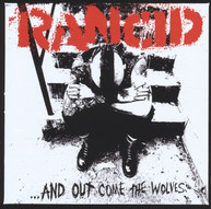 RANCID - AND OUT COME THE WOLVES: 20TH ANNIVERSARY VINYL