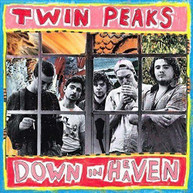 TWIN PEAKS - DOWN IN HEAVEN (UK) VINYL