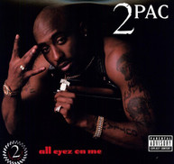 2PAC - ALL EYEZ ON ME VINYL
