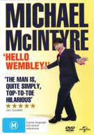 MICHAEL MCINTYRE: HELLO WEMBLEY (2009) DVD