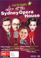 JUST FOR LAUGHS: LIVE AT THE SYDNEY OPERA HOUSE (2014) DVD