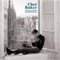 CHET BAKER - ITALIAN MOVIE SOUNDTRACKS (180GM) VINYL