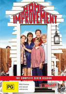 HOME IMPROVEMENT: SEASON 6 (3 DISCS) (1996) DVD
