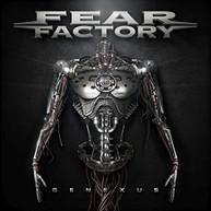 FEAR FACTORY - GENEXUS (UK) VINYL