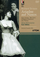 R. STRAUSS HILLEBRECH JURINAC GRIST BOHM - ARIADNE AUF NAXOS DVD