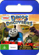 THOMAS & FRIENDS: DINOS AND DISCOVERIES (2015) DVD