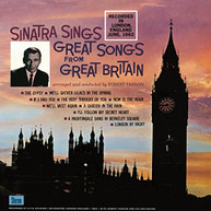 GREAT SONGS FROM GREAT BRITAIN : FRANK SINATRA VINYL
