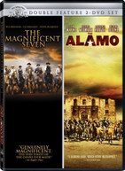 MAGNIFICENT SEVEN & ALAMO (1960) (2PC) (WS) DVD