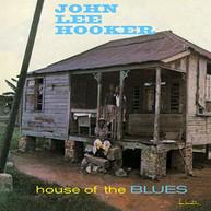 JOHN LEE HOOKER - HOUSE OF THE BLUES (UK) VINYL
