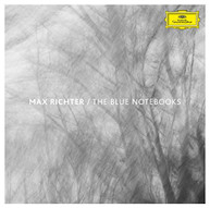 MAX RICHTER - BLUE NOTEBOOKS (LTD) VINYL