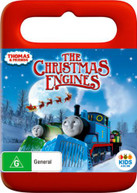 THOMAS & FRIENDS: CHRISTMAS ENGINES (2014) DVD
