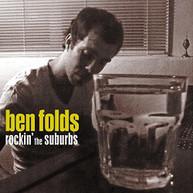 BEN FOLDS - ROCKIN THE SUBURBS (180GM) VINYL