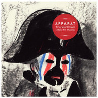 APPARAT - KRIEG UN FRIEDEN (MUSIC) (FOR) (THEATRE) (UK) VINYL