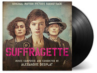 ALEXANDRE (180GM) DESPLAT - SUFFRAGETTE SOUNDTRACK (180GM) VINYL