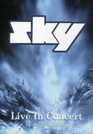SKY - LIVE ACROSS EUROPE DVD
